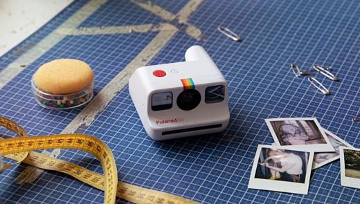 Polaroid Go — новая сверхкомпактная камера мгновенной печати за $100