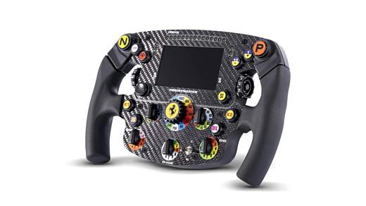 Thrustmaster выпустила игровой руль Formula Wheel Add-On Ferrari SF1000 Edition за $350