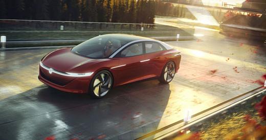 Volkswagen будет создавать собственные чипы для своих автономных авто
