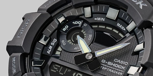 Casio анонсировала новые фитнес-часы G-Shock GBA900