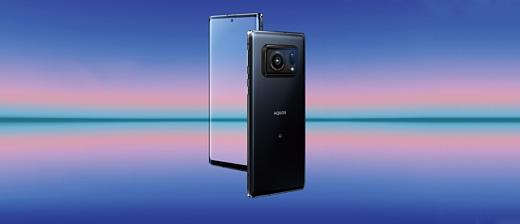 Sharp представила смартфон Aquos R6 с первым в индустрии 1-дюймовым фотосенсором