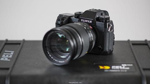 Fujifilm X-H2 может получить совершенно новый фотосенсор