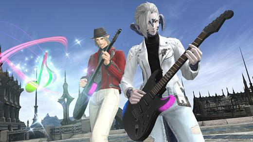 Square Enix выпустит гитару Fender Stratocaster, посвященную Final Fantasy XIV