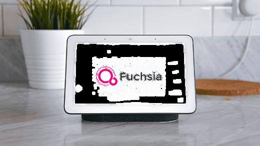 Google выпустила новую операционную систему Fuchsia OS