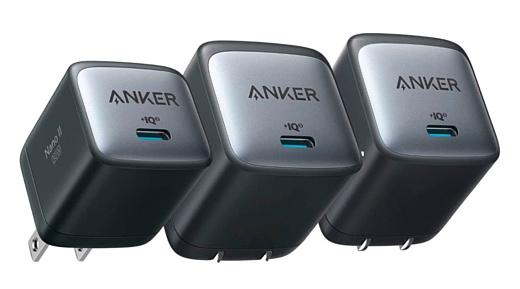 Anker выпустила новые компактные ЗУ типа GaN