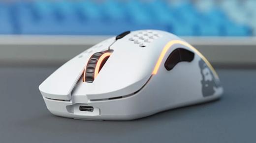 Glorious Model D Wireless — сверхлегкая беспроводная мышь с батареей на 71 час работы