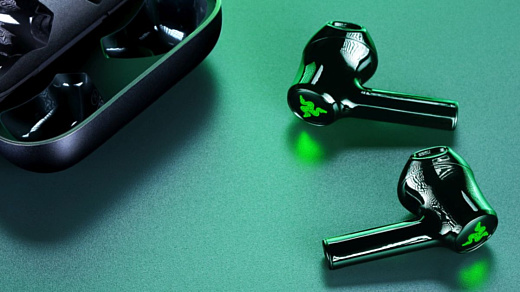 Razer выпустила новые наушники Hammerhead True Wireless X