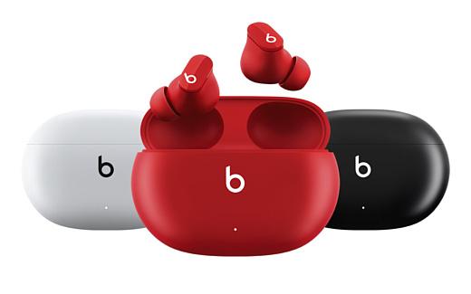 Apple представила новую TWS-гарнитуру Beats Studio Buds с ANC