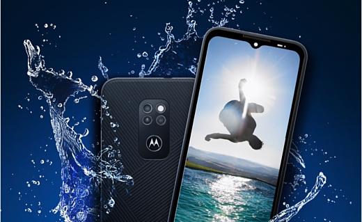 Motorola представила защищенный смартфон Defy (2021)