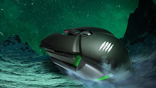 Mad Catz B.A.T. 6+ — игровая мышь, «вдохновленная бэтмобилями и космическими кораблями»