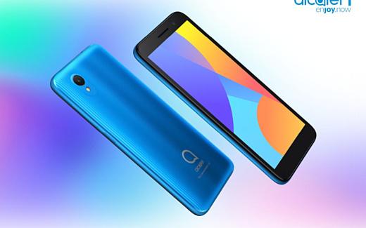 Alcatel показала новые бюджетные смартфоны 1 (2021) и 1L Pro