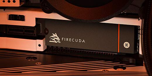 Seagate выпустила скоростные FireCuda 530 PCIe Gen4 NVMe SSD