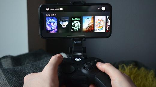Xbox Cloud Gaming заработал на iOS и ПК