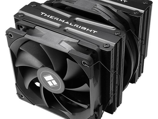 Frost Spirit 140 BLACK V3 — новый процессорный кулер Thermalright