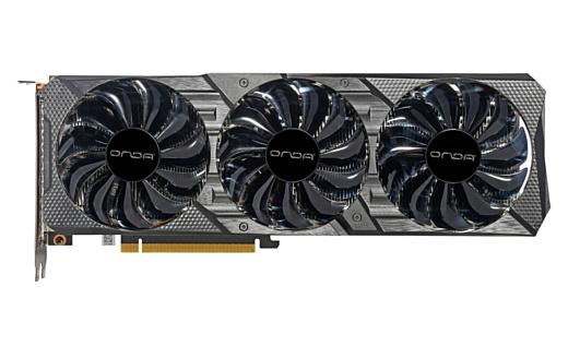 ONDA представила новую видеокарту GeForce RTX 3060 Aegis
