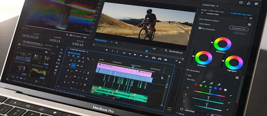 В Adobe Premiere Pro появилась поддержка чипов Apple Silicon