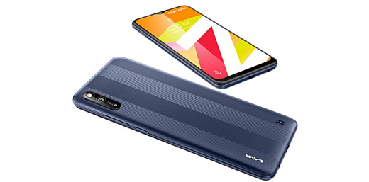 Lava анонсировала бюджетный смартфон Z2s с Android 11 Go