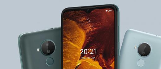 HMD Global представила мобильники Nokia C30 и 6310
