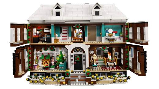 LEGO представила конструктор по фильму «Один дома»