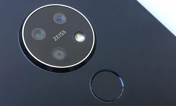 В сеть попали фотографии Nokia 7.2