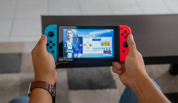 Nintendo похвасталась 15 млн проданных в США консолей Switch