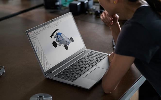 ZBook Firefly 14 и 15 — новые мобильные рабочие станции HP