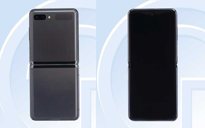 Китайское бюро опубликовало фотографии Samsung Galaxy Z Flip 5G