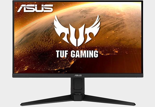 Asus представила два новых геймерских монитора TUF Gaming