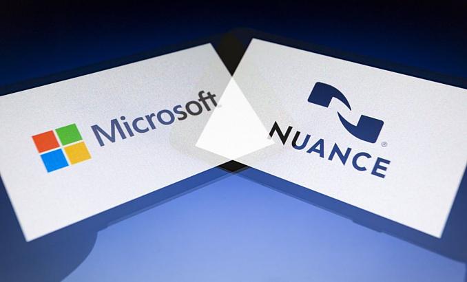 Microsoft купит компанию Nuance за $19.7 млрд