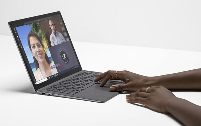 Microsoft анонсировала Surface Laptop 4 с процессорами AMD и Intel