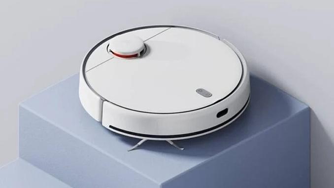 Xiaomi анонсировала новый робот-пылесос MIJIA Robot 2 с LDS-лазером