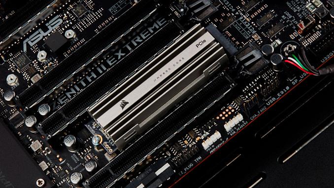 PCIe 5.0 SSD могут достигнуть скорости в 14 ГБ/с уже в 2022