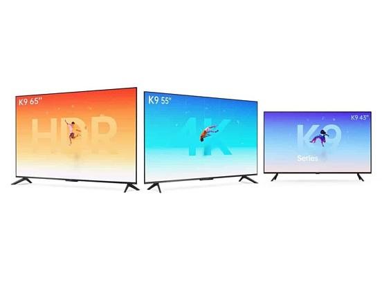 OPPO анонсировала телевизор Smart TV K9