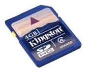 Kingston SD4/4GB