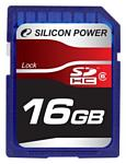 Silicon Power SDHC Card 16GB Class 6