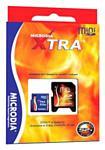 Microdia 52 XTRA miniSD Card 256MB