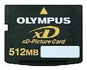 Olympus xD-Picture Card M-XD512P
