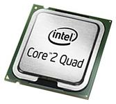 Intel Core 2 Quad Q9300 Yorkfield (2500MHz, LGA775, L2 6144Kb, 1333MHz)