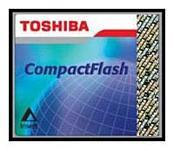 Toshiba Compact Flash 512MB
