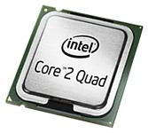 Intel Core 2 Quad Q9400 Yorkfield (2667MHz, LGA775, L2 6144Kb, 1333MHz)