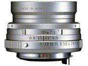 Pentax SMC FA 43mm f/1.9 Limited