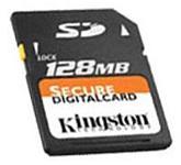 Kingston SD/128
