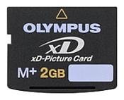 Olympus xD Card M+ 2GB