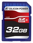 Silicon Power SDHC Card 32GB Class 6