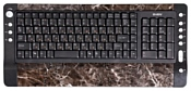 Sven Comfort 4300 Multimedia Keyboard Black-Brown USB