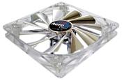 AeroCool Silver Lightning LED Fan 140 (LEDs-EN42475)