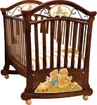 Pali Art Nouveau кроватка