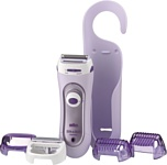 Braun LS 5560 Silk and Soft Body Shave
