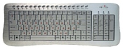 Oklick 380M Office Keyboard Silver USB