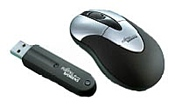 Fujitsu-Siemens Wireless Optical Mouse MB Black USB